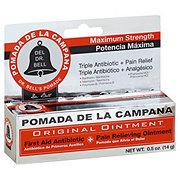 Del Dr Bell Pomada De La Campana Triple Antibiotic Ointment