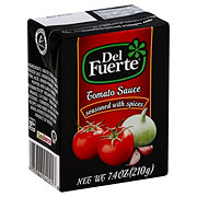 Del Fuerte Tomato Sauce Seasoned with Spices