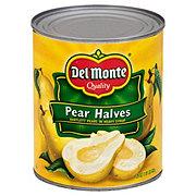 Del Monte Bartlett Pear Halves