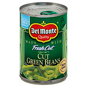 Del Monte Blue Lake Cut Green Beans