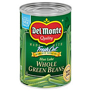 Del Monte Blue Lake Whole Greens Beans