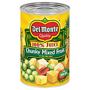 Del Monte Chunky Mixed Fruit in 100% Juice