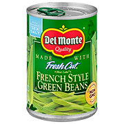 Del Monte French Style Green Beans
