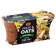 Del Monte Fruit And Oats Pear Maple