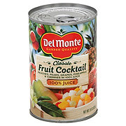Del Monte Fruit Cocktail in 100% Juice