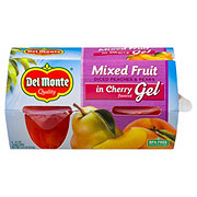 Del Monte Fruit & Gel Mixed Fruit in Cherry Gel