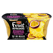 Del Monte Fruit Refreshers Pineapple in Passion Fruit Water