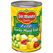 Del Monte Lite Chunky Mixed Fruit