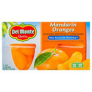 Del Monte Mandarin Oranges Artificially Sweetened in Water