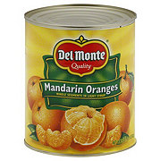Del Monte Mandarin Oranges in Light Syrup