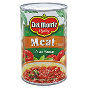 Del Monte Meat Flavored Pasta Sauce