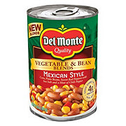 Del Monte Mexican Style Vegetable & Bean Blend