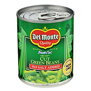 Del Monte No Salt Added Blue Lake Cut Green Beans