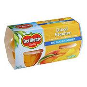 Del Monte No Sugar Added California Diced Peaches
