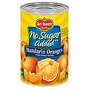 Del Monte No Sugar Added Mandarin Oranges with Splenda