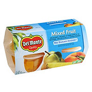 Del Monte No Sugar Added Mixed Fruit