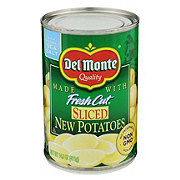 Del Monte Sliced New Potatoes