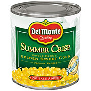 Del Monte Summer Crisp Golden Sweet Whole Kernel Corn