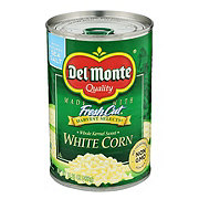 Del Monte Whole Kernel Sweet White Corn