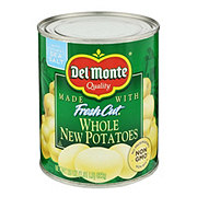 Del Monte Whole New Potatoes
