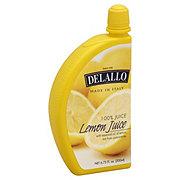 DeLallo 100% Lemon Juice
