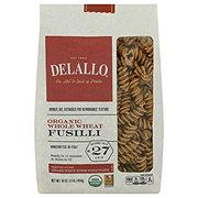 DeLallo 100% Organic No. 27 Fusilli