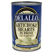 DeLallo Artichoke Hearts in Brine