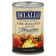 DeLallo Diced Fire Roasted Tomatoes