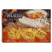 DeLallo Fettuccine Egg Pasta