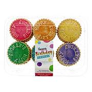 DeLallo Happy Birthday Cookies