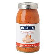 DeLallo Pomodoro Fresco Creamy Vodka Tomato Sauce