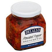 DeLallo Roasted Pepper Bruschetta Topping