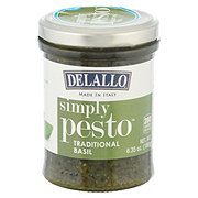 DeLallo Simply Pesto Traditional Basil Pesto