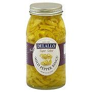 DeLallo Super Select Mild Pepper Rings