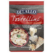DeLallo Tortellini 3 Cheese Egg Pasta