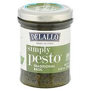 DeLallo Traditional Basil Simply Pesto