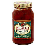 DeLallo Ultimate Sauce Collection Tomato Basil Sauce