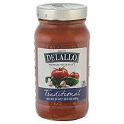 DeLallo Ultimate Sauce Collection Traditional Sauce