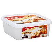Delizza Pumpkin Spice Cream Puffs