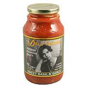 Dell Amore Pasta Sauce Basil and Garlic