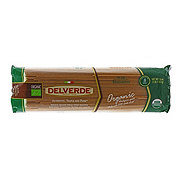 Delverde Organic Whole Wheat Spaghetti Pasta
