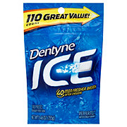 Dentyne Ice Ice Peppermint Sugar Free Gum