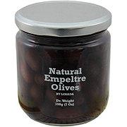 Dequmana Natural Empeltre Olives