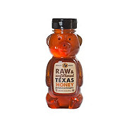 Desert Creek Raw & Unfiltered Texas Honey