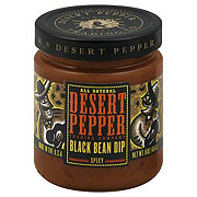 Desert Pepper El Paso Desert Pepper Black Bean Dip