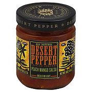 Desert Pepper Peach Mango Medium Hot Salsa