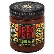 Desert Pepper Tequila Salsa