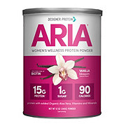 Designer Protein Aria Women's Protein Supplement - Vanilla
