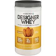 Designer Protein Designer Whey Protein Powder - Vanilla Almond