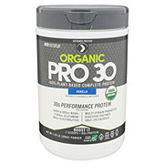 Designer Protein Organic Pro 30 Vanilla